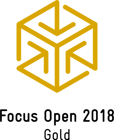 Tojo at the cologne fair - Tojo-mehrfach wins Focus Open Gold