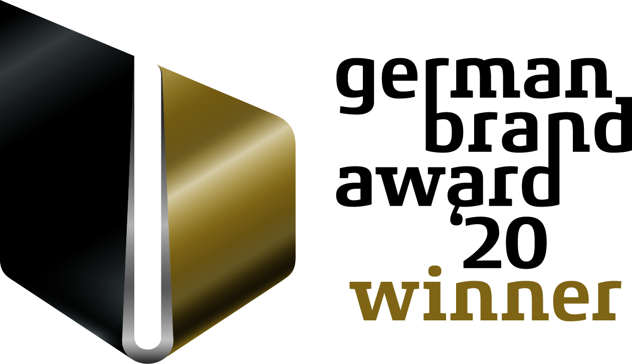 Tojo ist GERMAN BRAND AWARD WINNER 2020