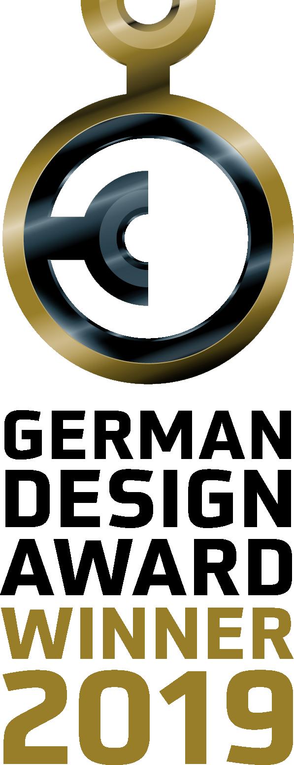 Tojo-mehrfach gewinnt den German Design Award 2019