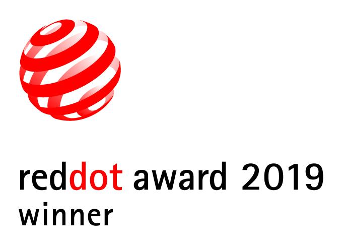 Tojo-mehrfach wins the reddot award 2019