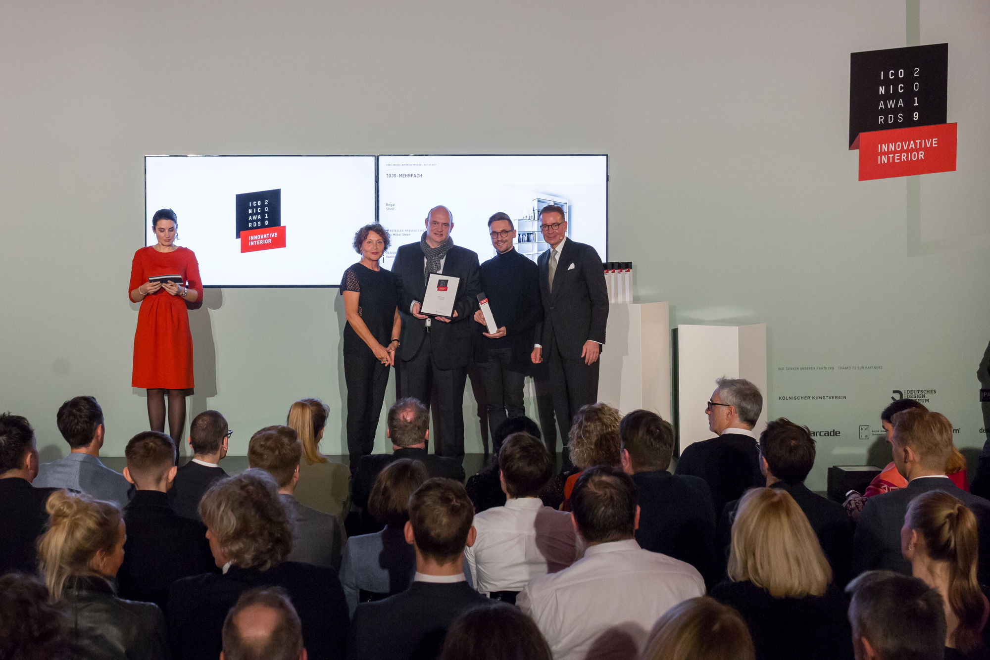 Iconic Award - imm Köln
