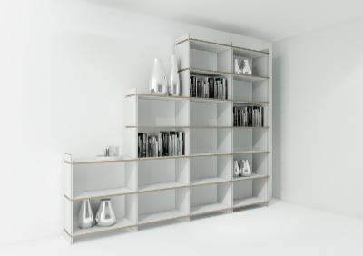 Tojo-mehrfach - Das neue Regal von Tojo ist bereits nominiert für den German Design Award 2019