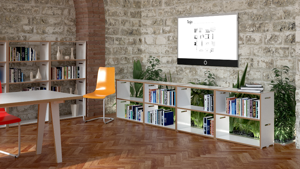 tojo m bel tojo hochstapler regal. Black Bedroom Furniture Sets. Home Design Ideas