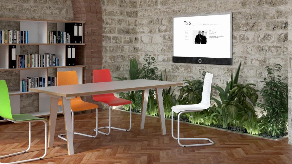 tojo m bel tojo steck tisch. Black Bedroom Furniture Sets. Home Design Ideas